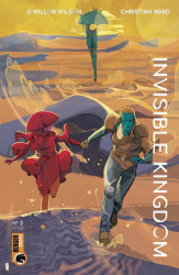 Dark Horse Comics's Invisible Kingdom Issue # 3