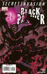 Marvel Comics's Black Panther Issue # 40
