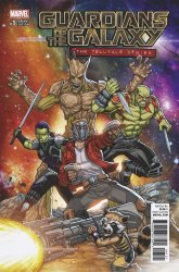 Marvel Comics's Guardians of The Galaxy: Telltale Series Issue # 1b