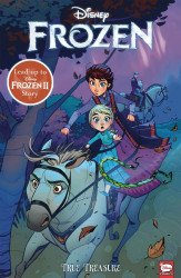 Dark Horse Comics's Disney Frozen: True Treasure TPB # 1