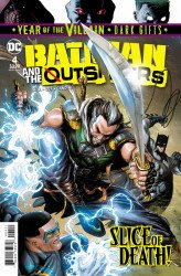 DC Comics's Batman and the Outsiders Issue # 4