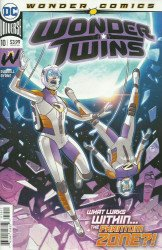 DC Comics's Wonder Twins Issue # 10