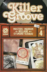 After-Shock Comics's Killer Groove  Issue # 4
