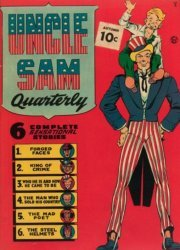 Quality Comics Group's Uncle Sam Quarterly Issue # 1
