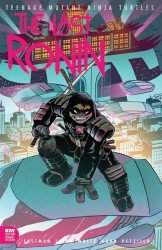 IDW Publishing's Teenage Mutant Ninja Turtles: Last Ronin Issue # 1jetpack-a