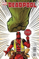 Marvel Comics's Deadpool Issue # 39