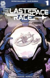 After-Shock Comics's Last Space Race Issue # 1
