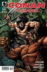 Dark Horse Comics's Conan the Slayer Issue # 10