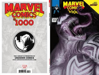Marvel Comics's Marvel Comics Issue # 1000unknown