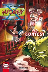 Papercutz's Disney Graphic Novels Hard Cover # 3