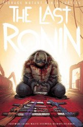 IDW Publishing's TMNT: The Last Ronin Issue # 2split decision