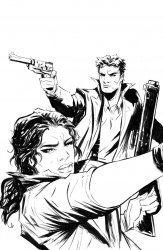 BOOM! Studios's Firefly Issue # 3e