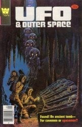 Gold Key's UFO & Outer Space Issue # 19whitman