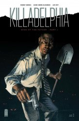 Image Comics's Killadelphia Issue # 1 - 2nd print