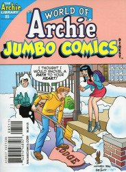 Archie Comics Group's World of Archie: Double Digest Magazine Issue # 85