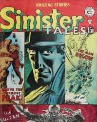 Alan Class & Company's Sinister Tales Issue # 157