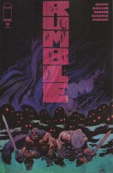 Image Comics's Rumble Issue # 17b