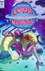 IDW Publishing's Luna The Vampire Issue # 2sub