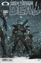 Image Comics's The Walking Dead Issue # 5