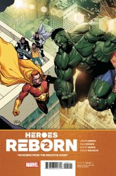 Marvel Comics's Heroes Reborn Issue # 2