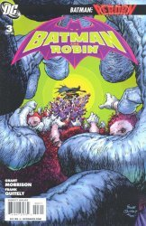 DC Comics's Batman and Robin Issue # 3