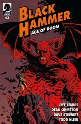 Dark Horse Comics's Black Hammer: Age of Doom Issue # 2