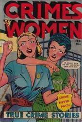 Fox Feature Syndicate's Crimes by Women Issue # 11