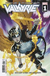 Marvel Comics's Valkyrie: Jane Foster Issue # 1