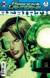 DC Comics's Green Lanterns: Rebirth Issue # 1