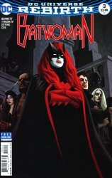 DC Comics's Batwoman Issue # 3