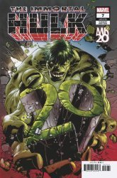 Marvel Comics's Immortal Hulk  Issue # 7c