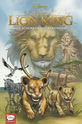 Dark Horse Comics's Disney: Lion King - Wild Schemes And Catastrophes TPB # 1