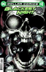 DC Comics's Blackest Night Issue # 1dollar comics