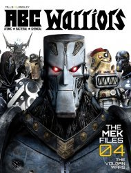 Rebellion's ABC Warriors: Mek Files Hard Cover # 4