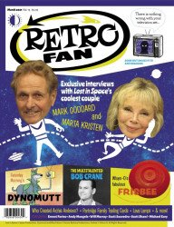 TwoMorrows Publishing's RetroFan Issue # 13