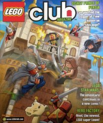 LEGO Systems's LEGO Club Magazine Issue may/jun 2010