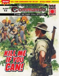 D.C. Thomson & Co.'s Commando: For Action and Adventure Issue # 4942