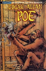 Eternity Comics's Edgar Allan Poe: Murders in the Rue Morgue Issue # 1