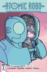 IDW Publishing's Atomic Robo and the Dawn of a New Era Issue # 1