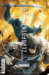 DC Comics's Batman Fortnite: Zero Point Issue # 3