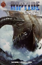 Red 5 Comics's Riptide: Draken Issue # 1b