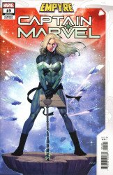 Marvel Comics's Captain Marvel Issue # 19b