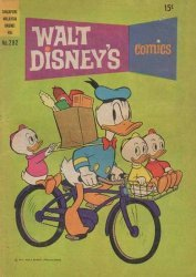 W.G.(Wogan)Publications's Walt Disney's Comics Issue # 292