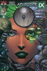 Top Cow's Aphrodite IX Issue # 2gcc