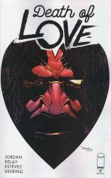 Image Comics's Death of Love Issue # 5