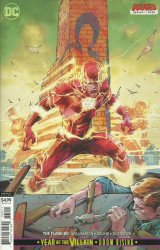 DC Comics's The Flash Issue # 80b