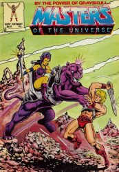 London Editions Magazines's Masters of the Universe Issue # 63