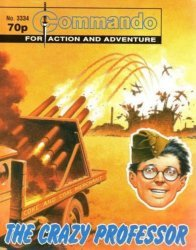 D.C. Thomson & Co.'s Commando: For Action and Adventure Issue # 3334