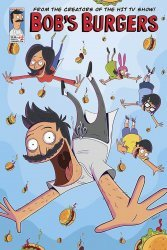 Dynamite Entertainment's Bob's Burgers Issue # 2