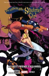 Marvel Comics's The Unbeatable Squirrel Girl TPB # 8